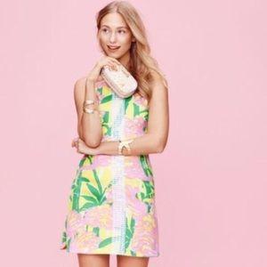 NWOT Lilly Pulitzer Target Girl Fan Dance Dress